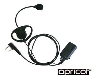 Manos Libres Tipo Diadema Para Radios Serie Tk2000/3000/2100