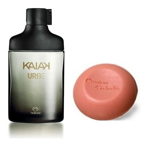 Perfume Kaiak Urbe Producto Natura 100ml Original + Obsequio