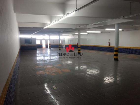 Excelente Salão Na Vila Ré Com 600 M², Sendo Piso Térreo E Piso Inferior - Pe15252