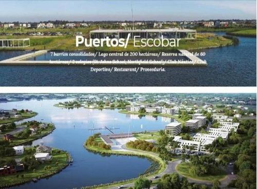 Puertos | Costas -  Lote Al Agua En Venta