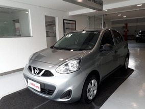 Nissan March 1.0 12v S 5p Manual Ano 2015/2016