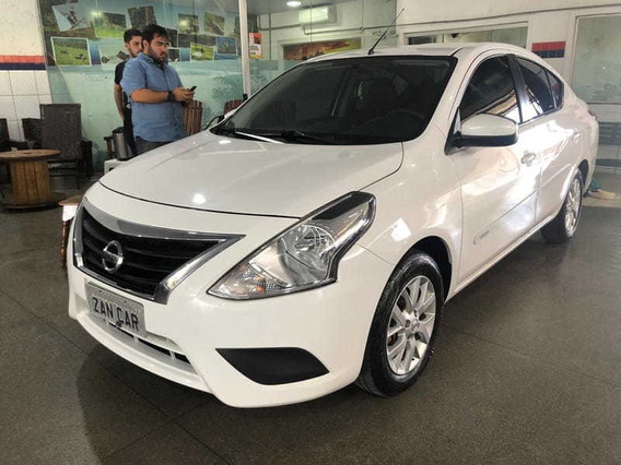 Nissan Versa Sv 1.6 16v Flex Fuel Mec. 4p 2017