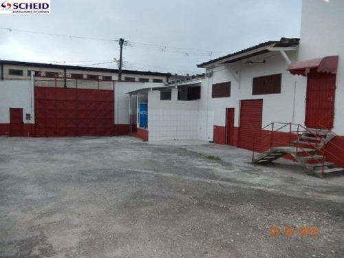 Imagem 1 de 9 de Venda De Galpão Industrial , Ind. De Alimentos Area Fabril 5 Anos .industria Com Tda Infra Estrura  - Mr51976