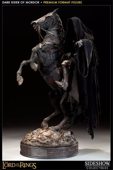 Dark Rider Of Mordor Premium Format Sideshow Collectibles