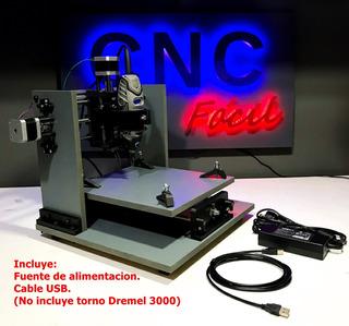 Cnc Router - 20x20 Promo Hasta Agotar Stock -