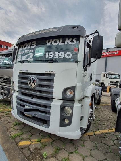 Volkswagen Vw 19.390 4x2 Constellation 2013 / Financiamos