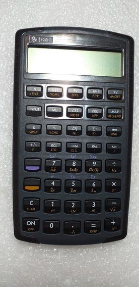 Calculadora Financeira Hp 10b Ii Capa Original Retira Peças