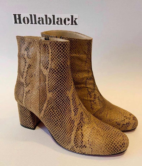Zapatos Reptil Mujer