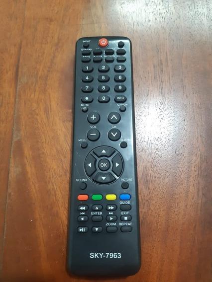 Controle De Tv Buster Gl-7963