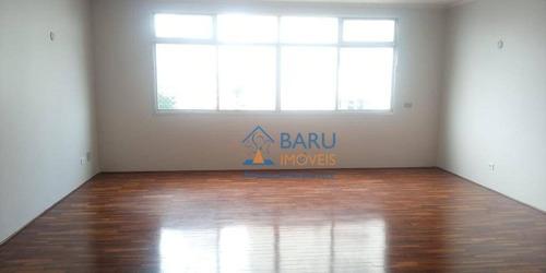 Imagem 1 de 16 de Apartamento Com 3 Dormitórios Para Alugar, 110 M² Por R$ 3.500,00/mês - Perdizes - São Paulo/sp - Ap63050