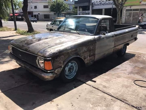 Ford Ranchero Rat Rod