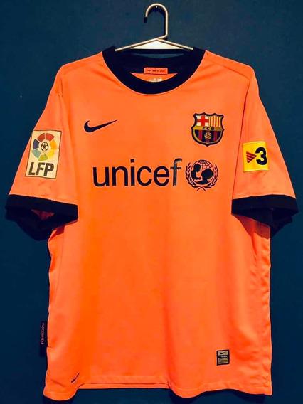 Camiseta Barcelona 2008/9 - Iniesta