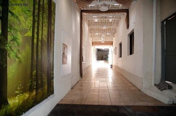 Alugo Salão E Galpão, Com Casa Separada. Ideal Para Empresas. Salão De 200 M2. Casa Com 7 Cômodos E 1 Banheiro Bem Grande. - Gl00007 - 68094068