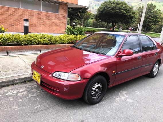 Honda Civic Ex 1992