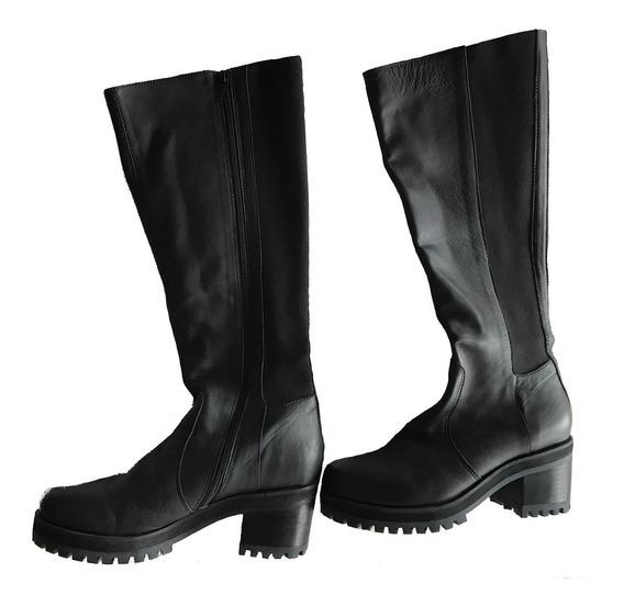 Botas Febo Zapatos Mujer Caña Alta Talle 40