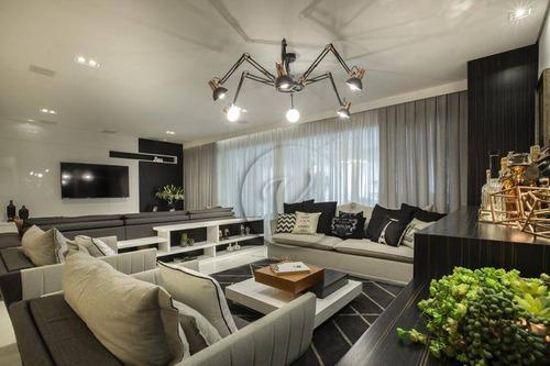 Imagem 1 de 22 de Apartamento Com 3 Dormitórios À Venda, 236 M² Por R$ 2.800.000,00 - Vila Boa Vista - Santo André/sp - Ap10224
