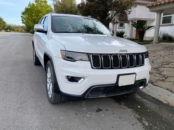 Jeep Grand Cherokee 3.6 Limited Lujo 4x2 Mt 2017