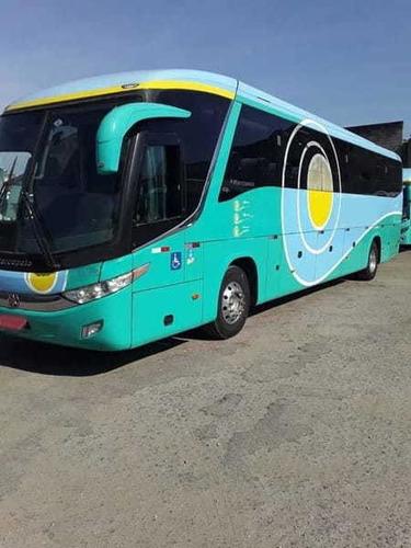 Marcopolo 1200, Ano 2013 Scania K310, 46l, Ac, Wc R$ 30