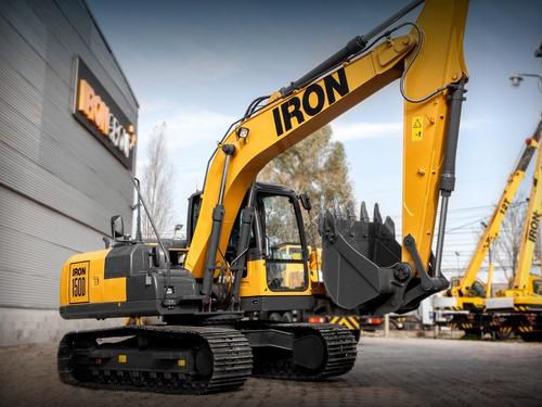 Imagen 1 de 13 de Excavadora Iron Xcmg Xe150 D