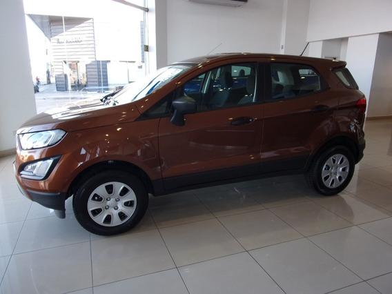 Ford Ecosport Nafta 1.5l 4x2 S 5 Ptas 0km