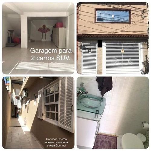 Casa Térrea Assobradada  Muito Bem Localizado  !!! - 373-im530918
