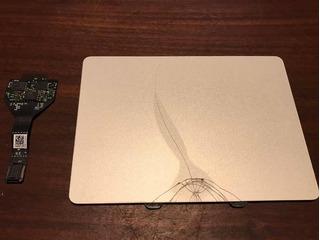 Trackpad Macbook Original Funcionando 100% Detalle Estetico