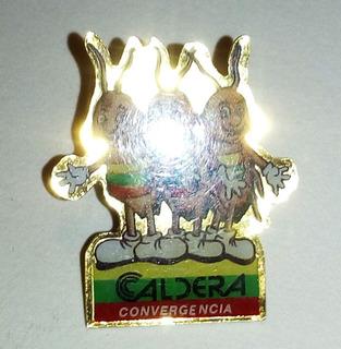 Pin De La Campaña De Rafael Caldera, Convergencia