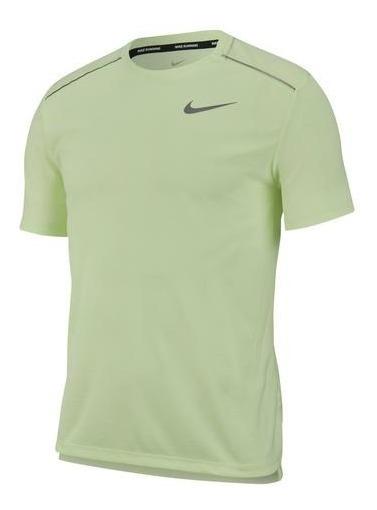 Playera Nike Dri-fit Miler Aj7565 Original + Envío Gratis