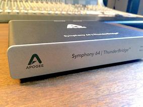 Apogee Symphony Thunderbrigde 64ch P