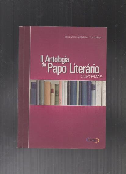 Livro Ii Antologia Do Papo Literário