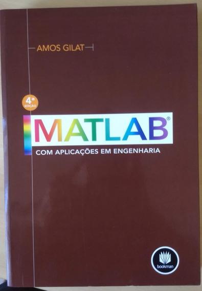 Matlab Com Aplicações Em Engenharia 4ª Edição