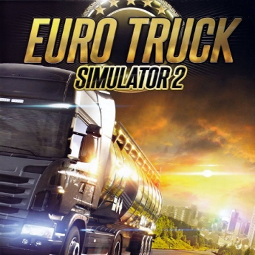 Euro Truck Simulator 2-pc-dvd(midia Fisica)