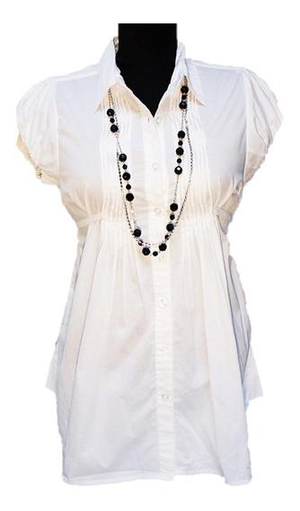 Blusa Papaya Blanca