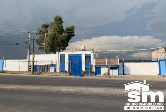 Bodega Industrial En Venta Ubicada En San Francisco Totimehuacan (sb-2001)