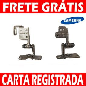Par Dobradiças Notebook Samsung Np270e5g Np270e5j Np300e5e