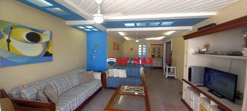 Imagem 1 de 30 de Cobertura Com 3 Dormitórios À Venda, 150 M² Por R$ 600.000,00 - Praia Da Enseada - Guarujá/sp - Co0288