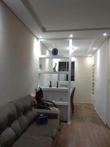 Imagem 1 de 7 de Casa Em Condomínio Para Venda Em Mogi Das Cruzes, Vila Jundiaí, 2 Dormitórios, 1 Banheiro - 677_1-2027741