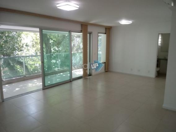 Ótimo Apartamento De 4 Qts Com 2 Vagas No Leblon!!! - 12948