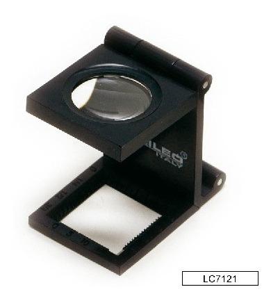 Lupa Cuenta Hilos 8x 21 Imprenta Produccion Grafica Diseño