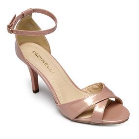 Sandália Facinelli Pink 31208