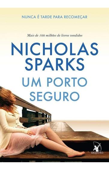 Um Porto Seguro Livro Nicholas Sparks Frete 12 Reais