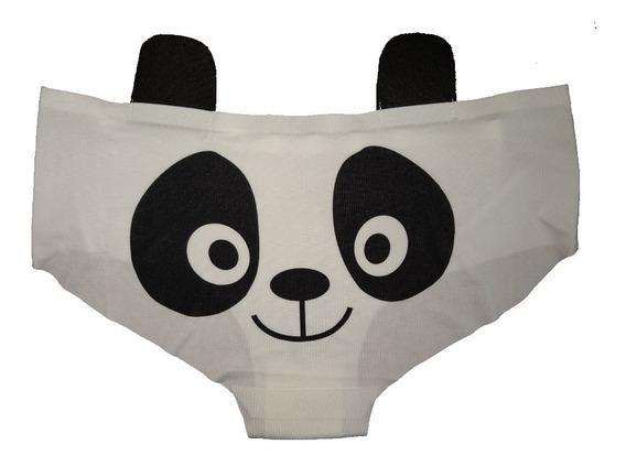 Panty Cachetero Kawaii Cerdito / Panda / Pikachu / Unicornio
