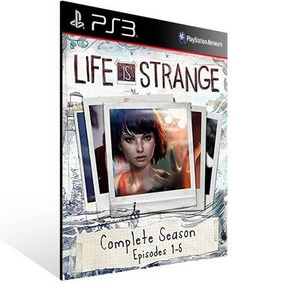Life Is Strange E Left Behind - Midia Digital Ps3