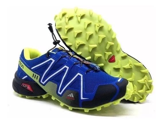 Tenis Speedcross3 Trava Masculino- Frete Gratis