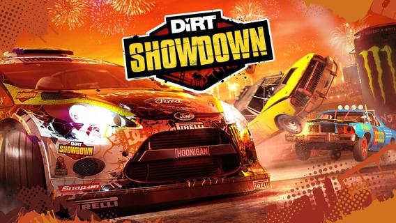 Dirt Showdown - Pc Mídia Digital
