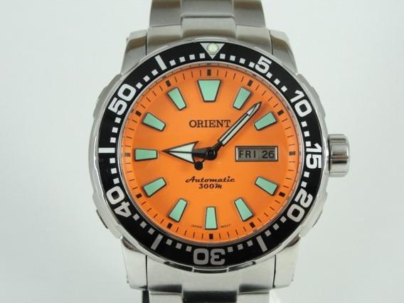 Relógio Orient Automático - 469ss040 01sx - Usado !