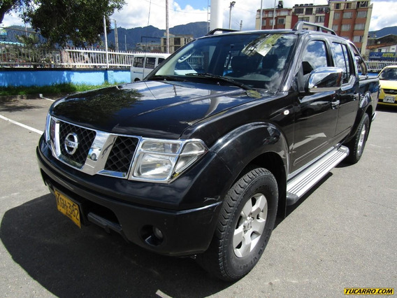 Nissan Navara Full Equipo
