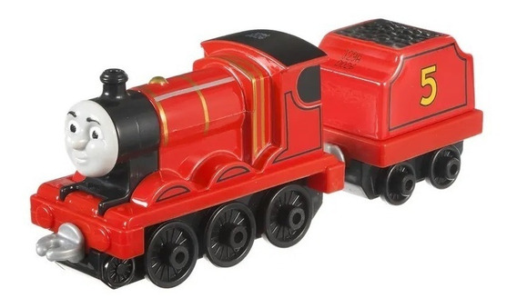 Fisher-price Thomas & Friends James - Adventures - Mattel