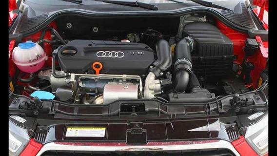 Motor Audi 1.4 Tsi En Marcha Dado De Baja