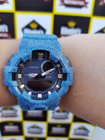 Relógio G Shock Step Tracker Masculino Aprova D